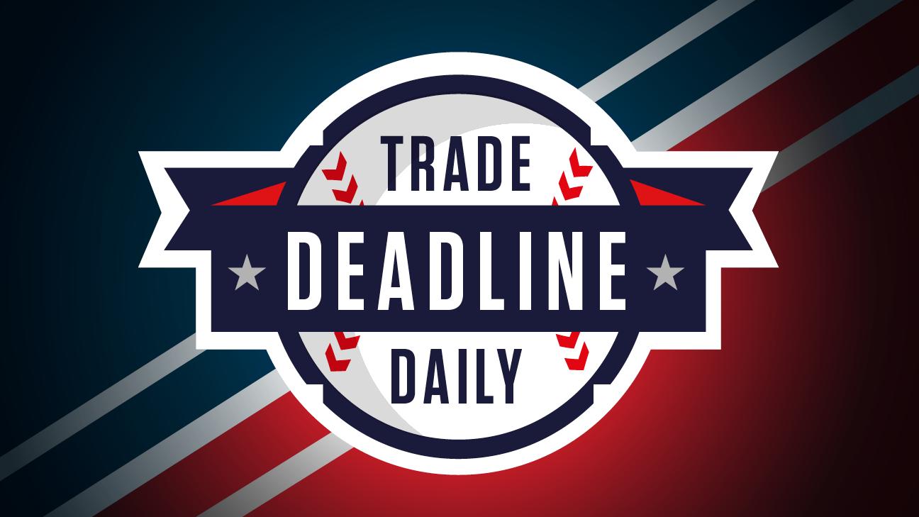 MLB Trade Deadline Daily Trade Deadline