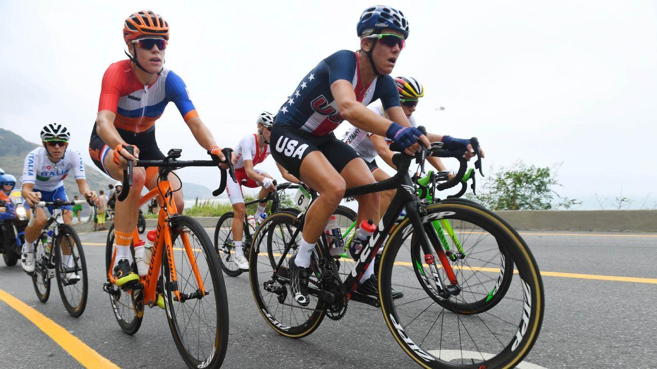 Rivera, Brown capture USA Cycling road titles
