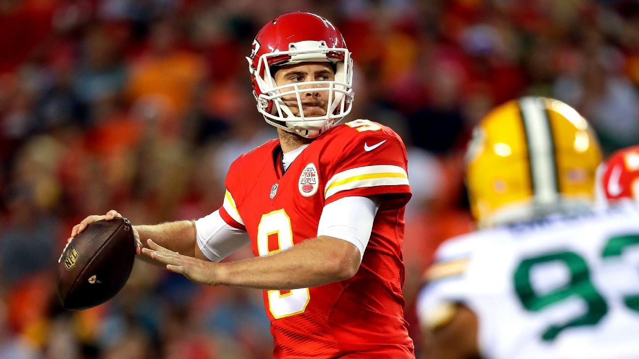 Tyler Bray was most logical choice for Kansas City Chiefs ...