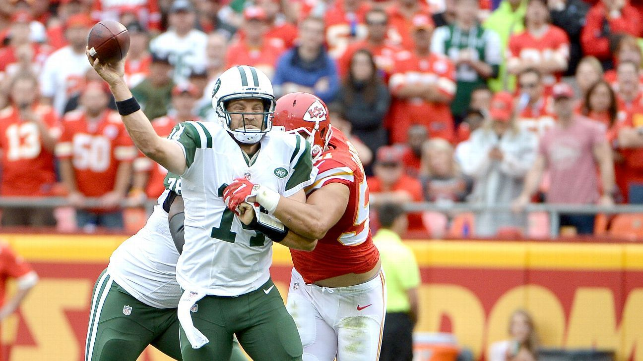 Buccaneers agree to deal with free-agent QB Ryan Fitzpatrick