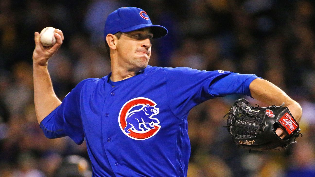 Award candidates have their night in Chicago Cubs' 100th win - Chicago Cubs Blog- ESPN