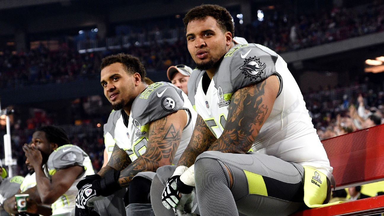 Twins Mike Maurkice Pouncey looking forward to special moment