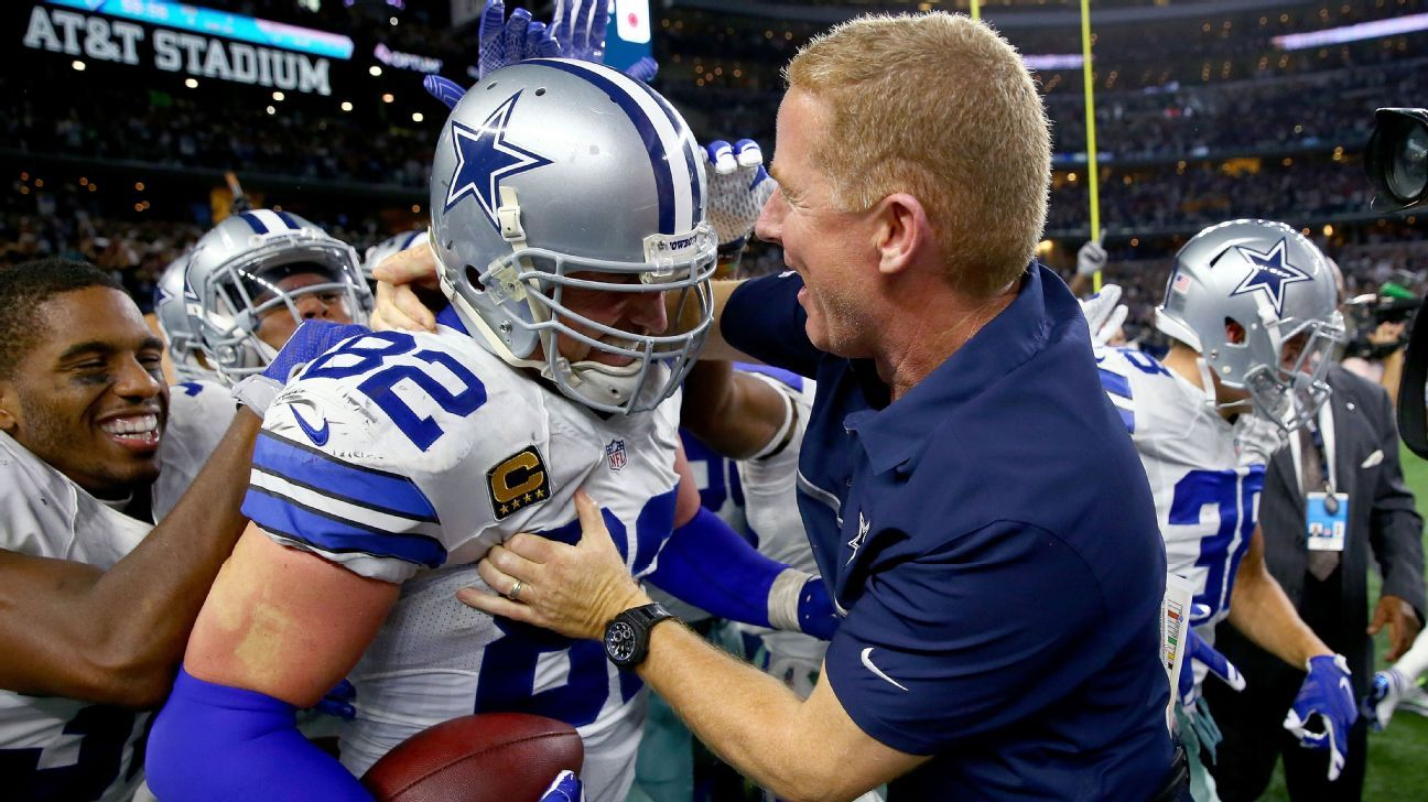 Jason Garrett has made multiple attempts this season to get former Dallas tight end Jason Witten to come out of retirement and help the Cowboys in their postseason push, league sources told ESPN.