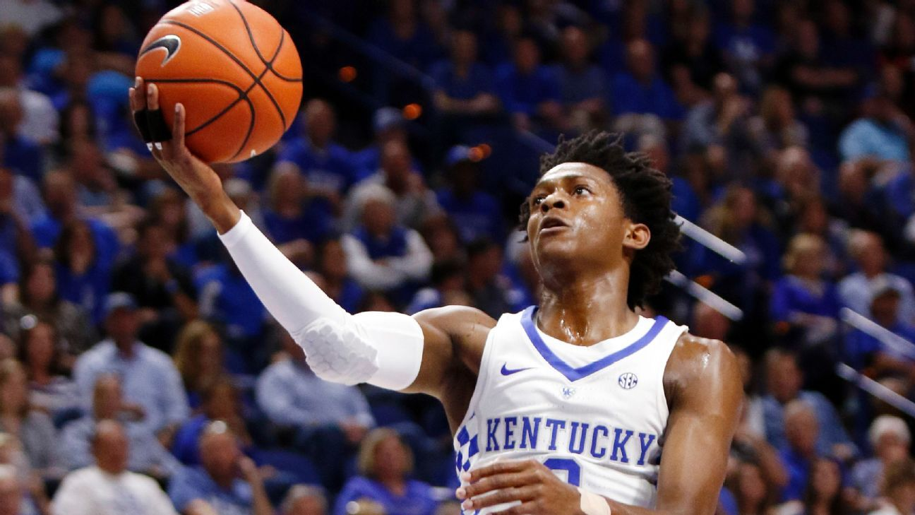 What to know about Kentucky Wildcats guard De'Aaron Fox