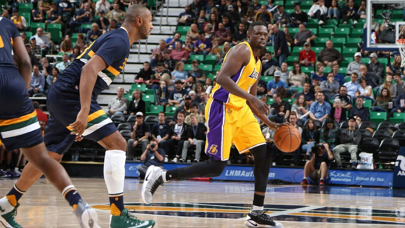 Sources: Lakers benefit from Deng $7.5M buyout