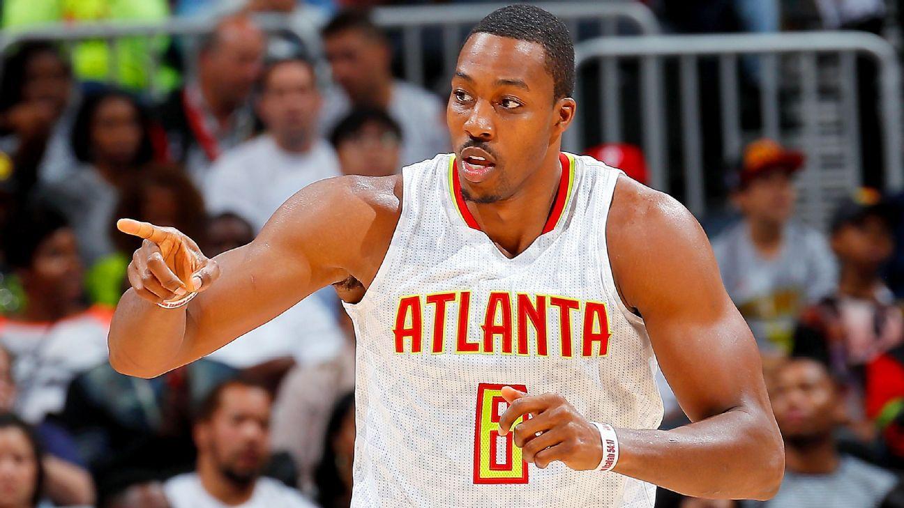 Atlanta Hawks to trade Dwight Howard to Charlotte Hornets