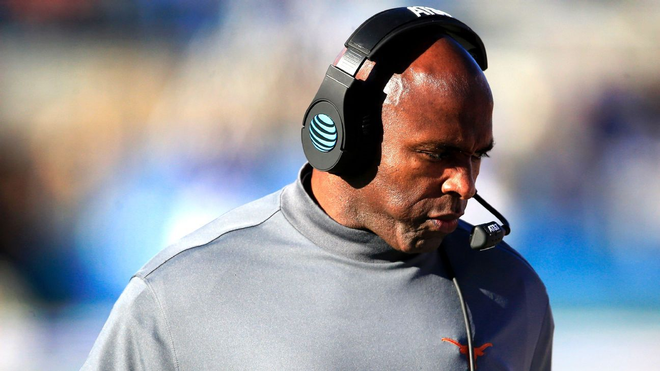 texas longhorns decide to fire charlie strong as football coach