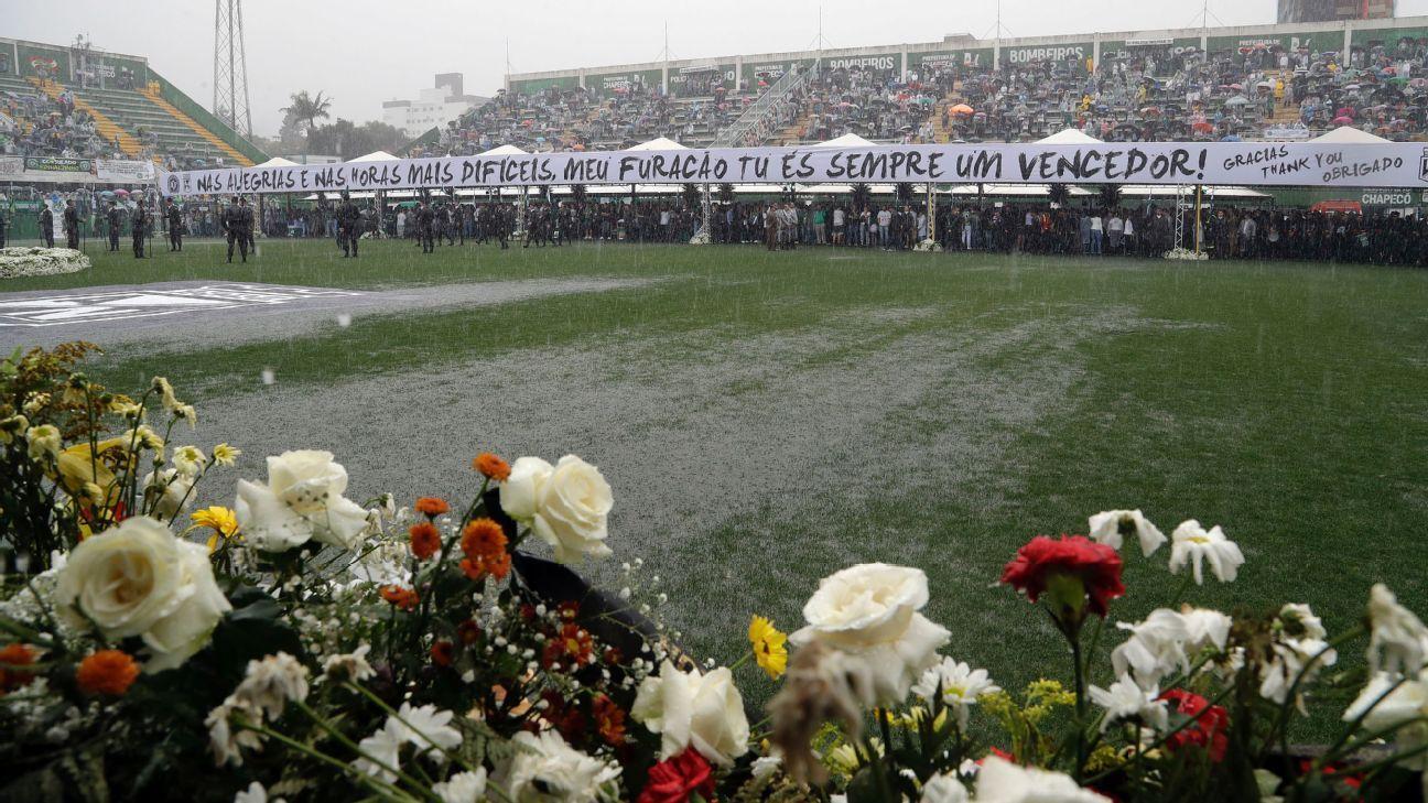 Image result for chapecoense memorial