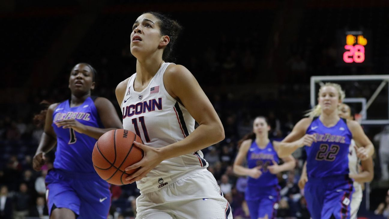 Uconn Huskies Still Unanimous No 1 In Ap Women S Hoops Poll