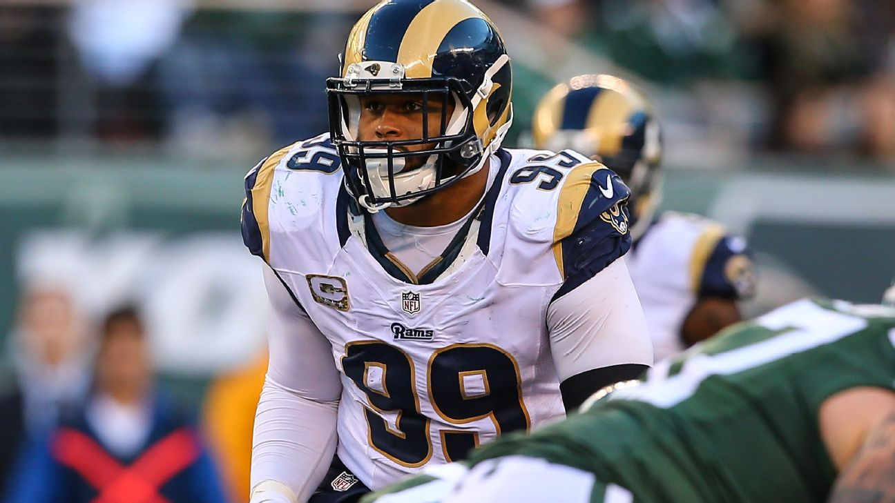 Los Angeles Rams Aaron Donald Fined 42 540