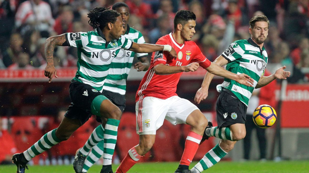 Benfica Vs Sporting Today