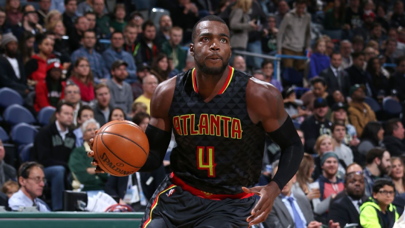 Paul Millsap says Atlanta Hawks told him he won't be dealt before trade deadline