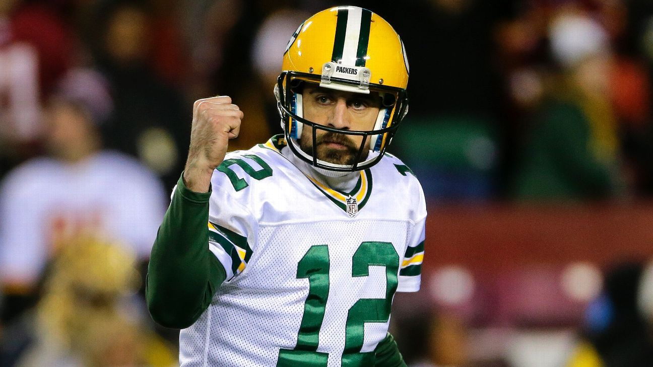 Packers' Aaron Rodgers 'feeling better' after calf, hamstring injuries