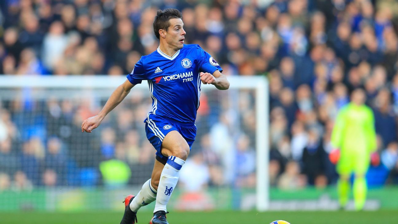 Cesar Azpilicueta says Chelsea not favourites to win Champions League