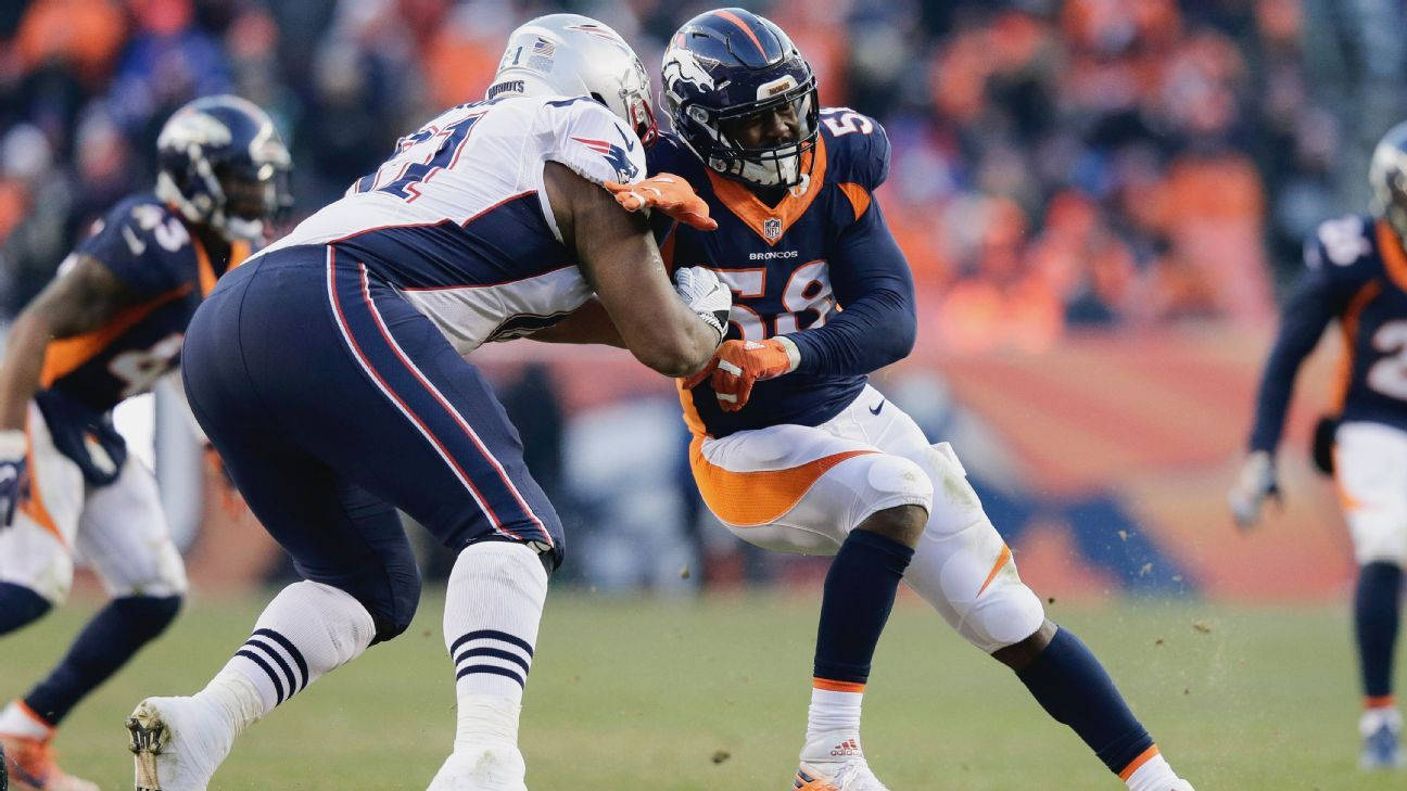 Untold story from Patriots' win: Marcus Cannon's revenge on Von Miller