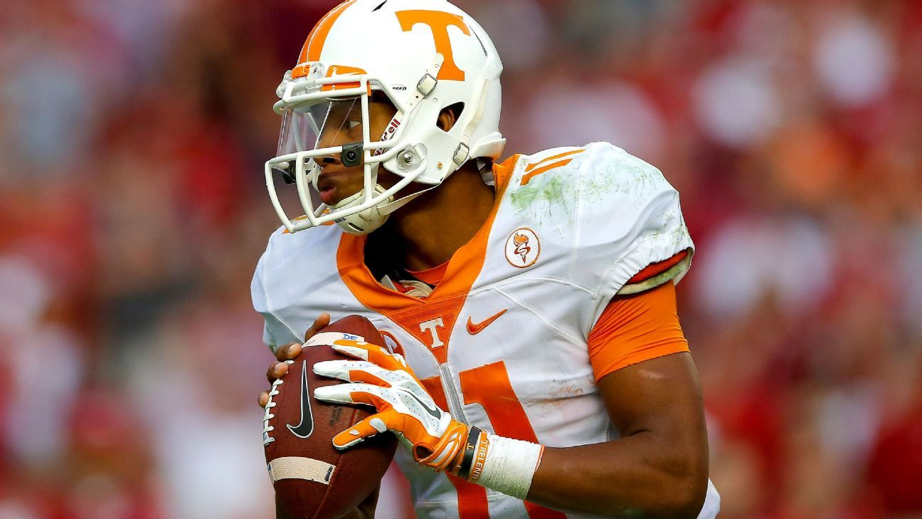 SEC spring preview: Tennessee Volunteers
