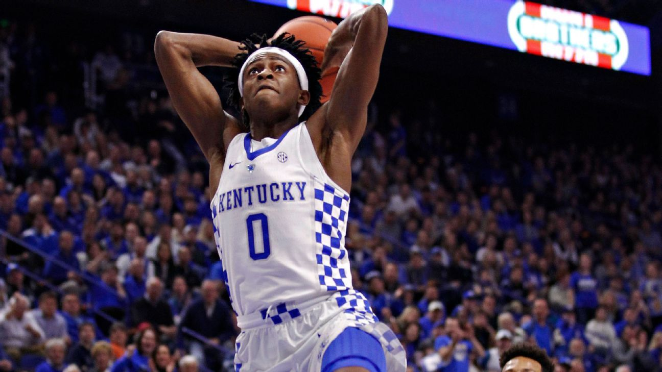 Kentucky Wildcats De'Aaron Fox, Bam Adebayo not injured as passengers in minor car accident