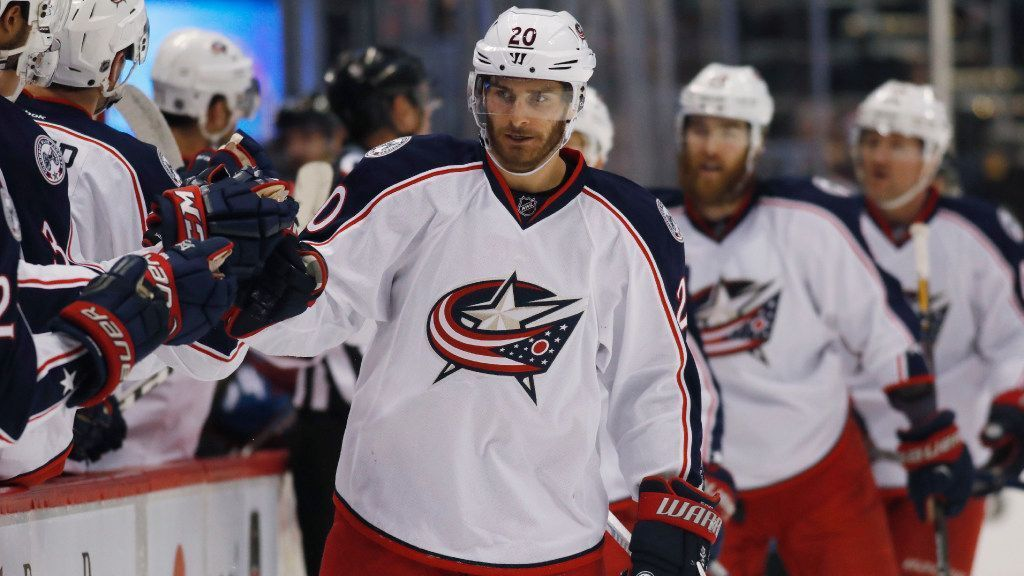 NHL -- How the Columbus Blue Jackets, chasing the record for most consecutive wins, were built