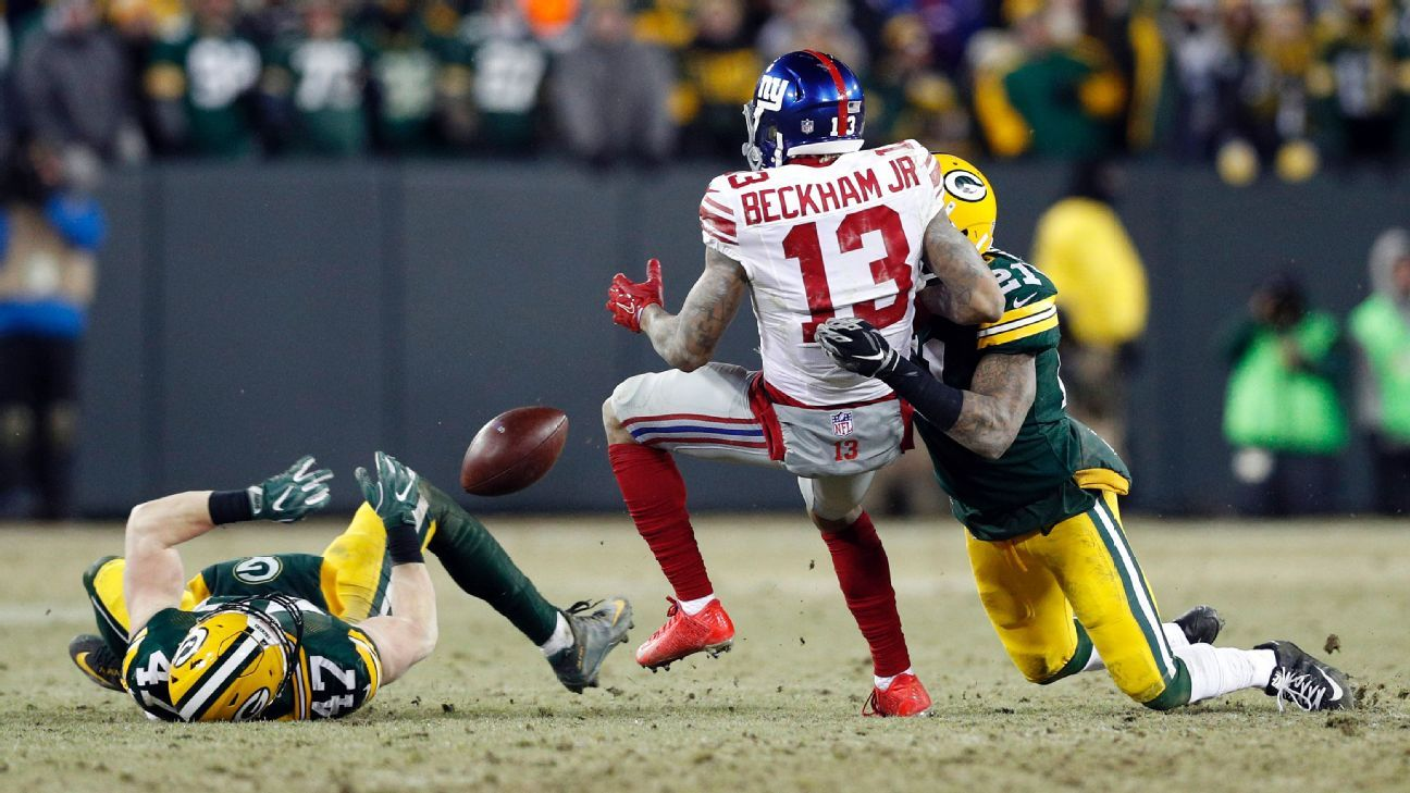 Time for Odell Beckham Jr. to grow up
