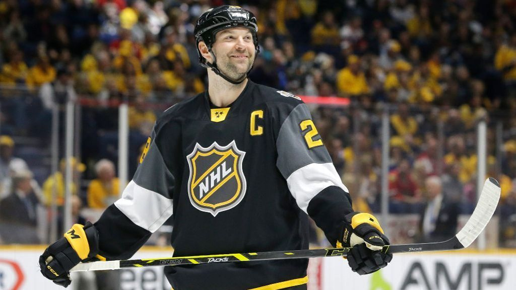 Shame there's no John Scott at the 2017 NHL All-Star Game