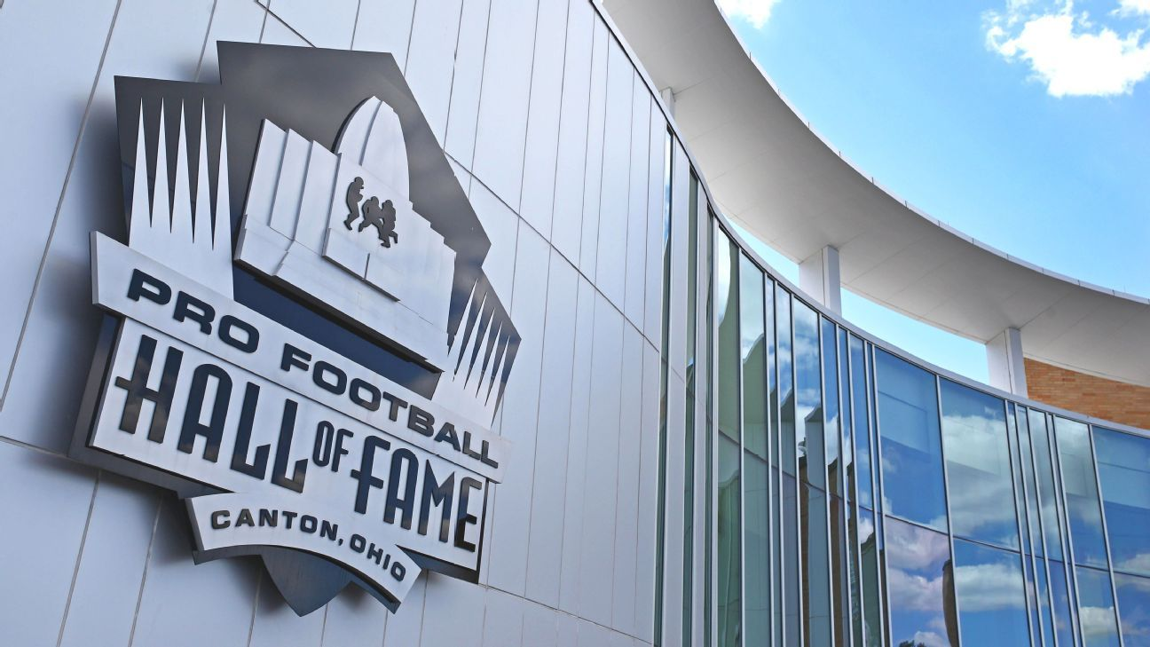 There are 102 modern-era nominees under consideration for the Pro Football Hall of Fame class of 2019, including Tony Gonzalez, Ed Reed, Champ Bailey and London Fletcher.