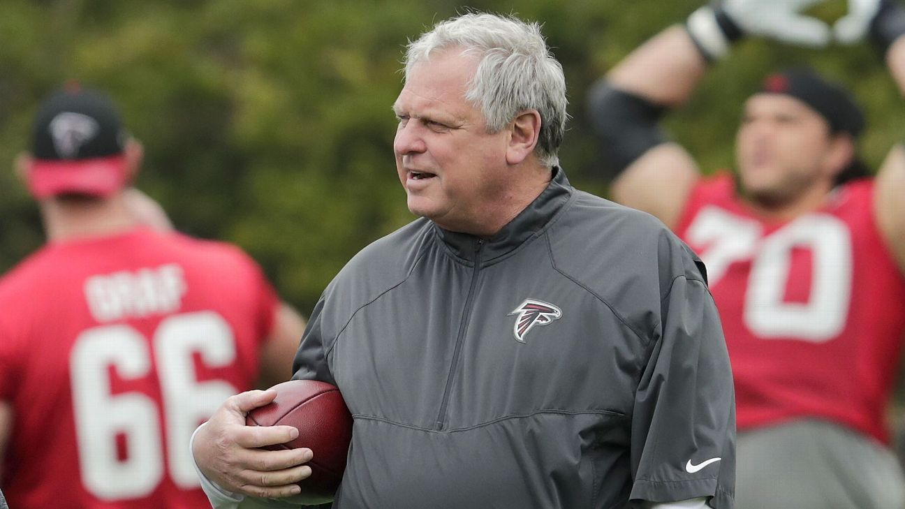 Los Angeles Chargers Hire Richard Smith As Linebackers