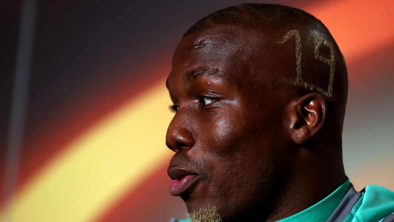 Florentin Pogba Clashes With Teammates After Walking Off Pitch