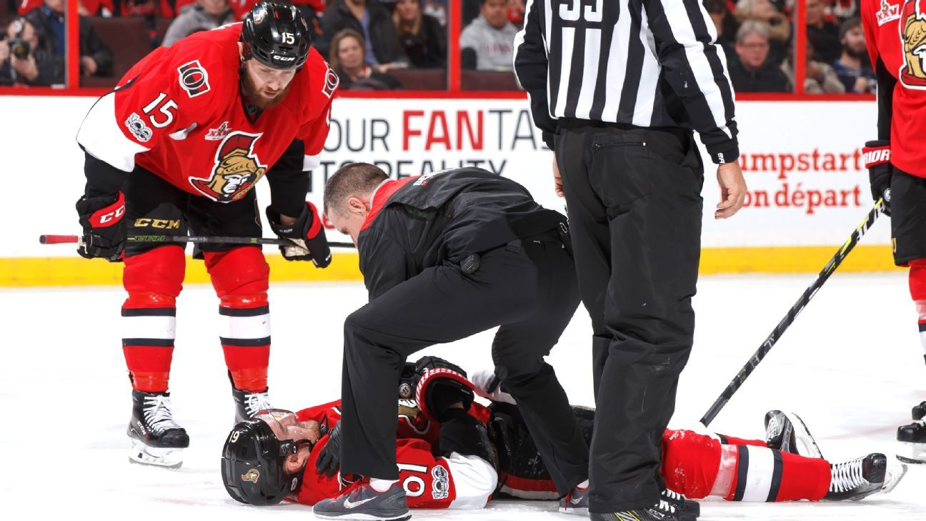 Jets' Jacob Trouba suspended for head shot on Senators' Mark Stone