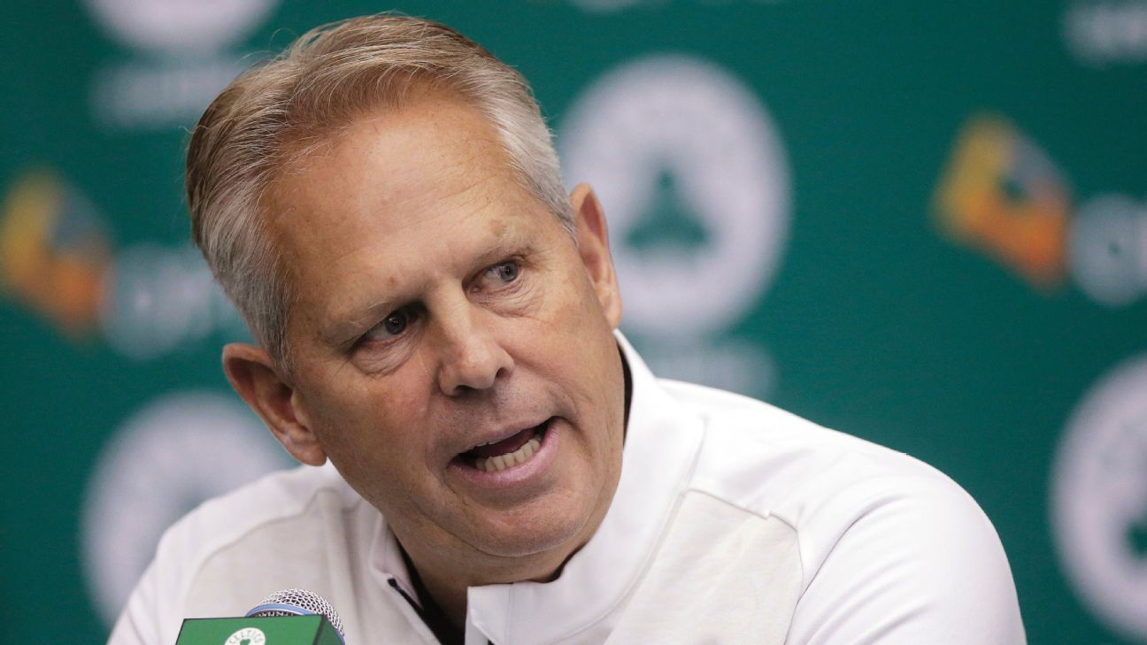 Ainge irked that J. Jackson canceled workout