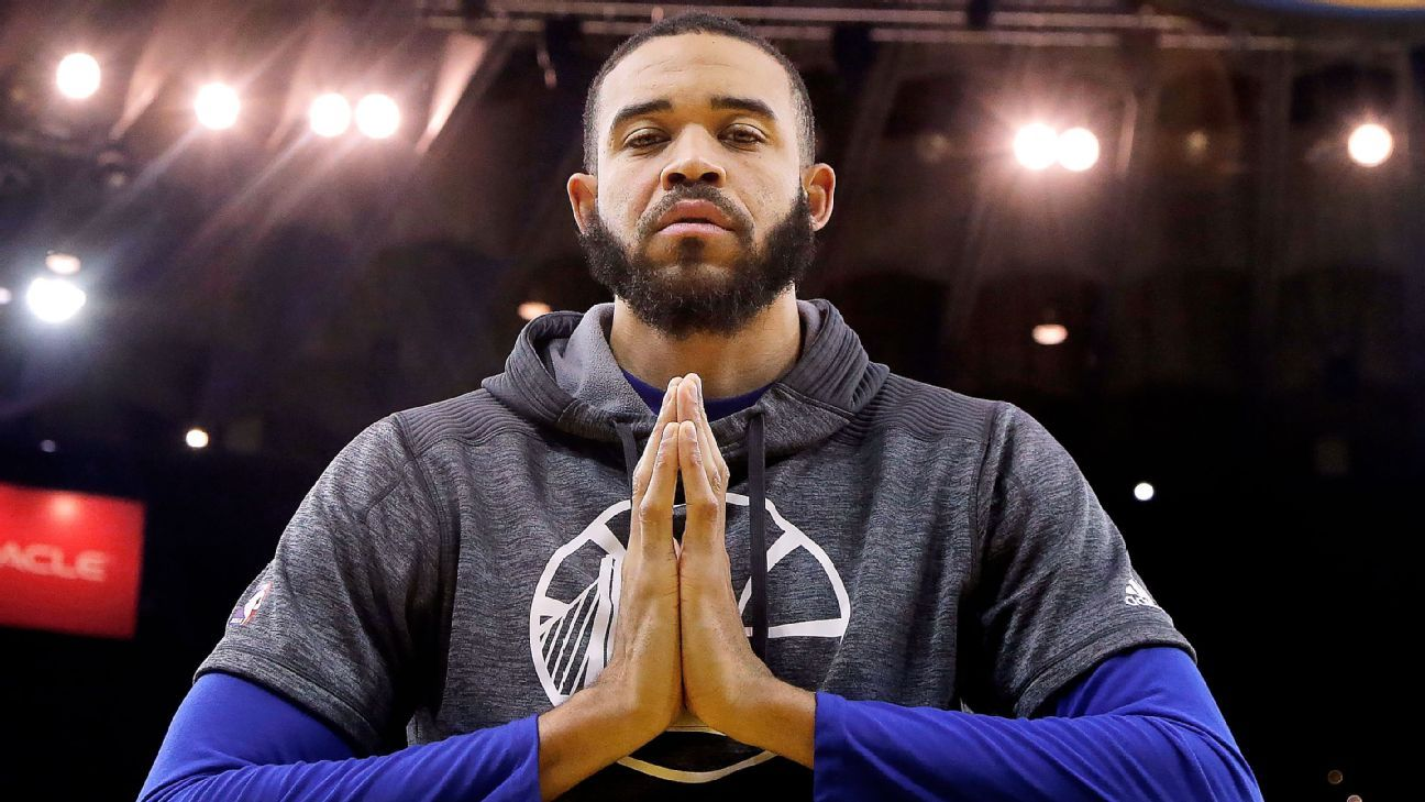Golden State Warriors C JaVale McGee reenacts traffic in ...