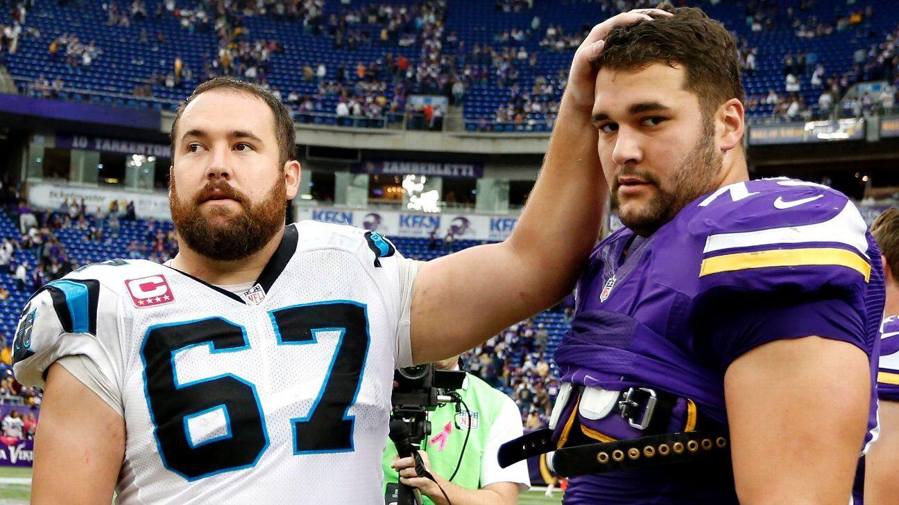 Dad Family didn t push Matt Kalil to join brother Ryan with