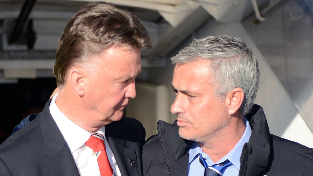 Mourinho still purging Man United of LVG's players, influence