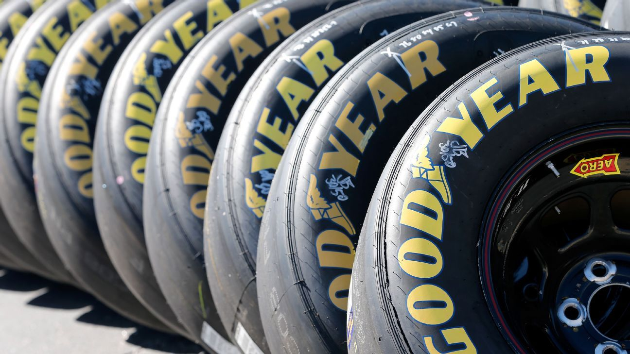 Goodyear S Campbell Set To Retire After Brickyard Race