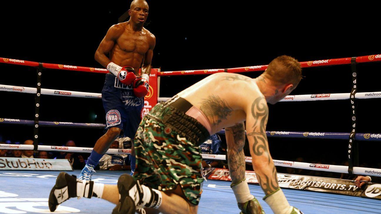 Julius Indongo beats Ricky Burns to unify IBF, WBA junior ... - photo#38
