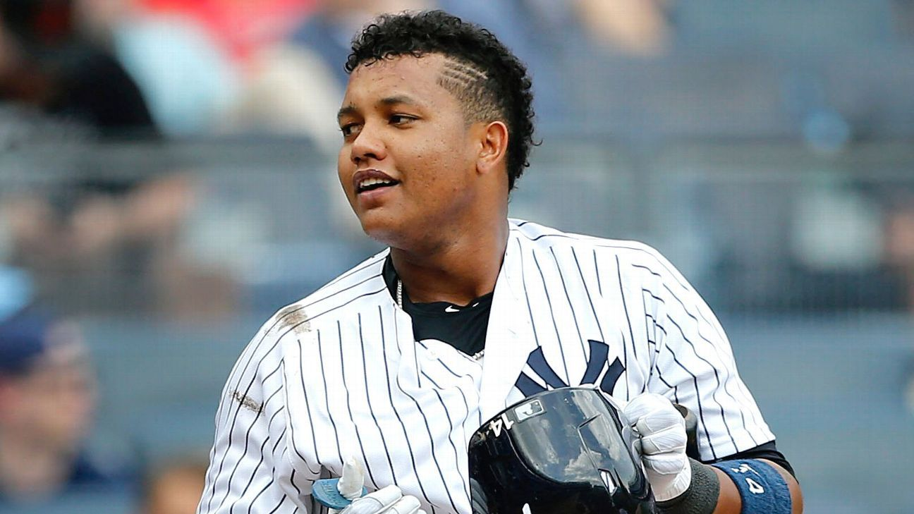 Yankees 2B Castro out with hamstring injury