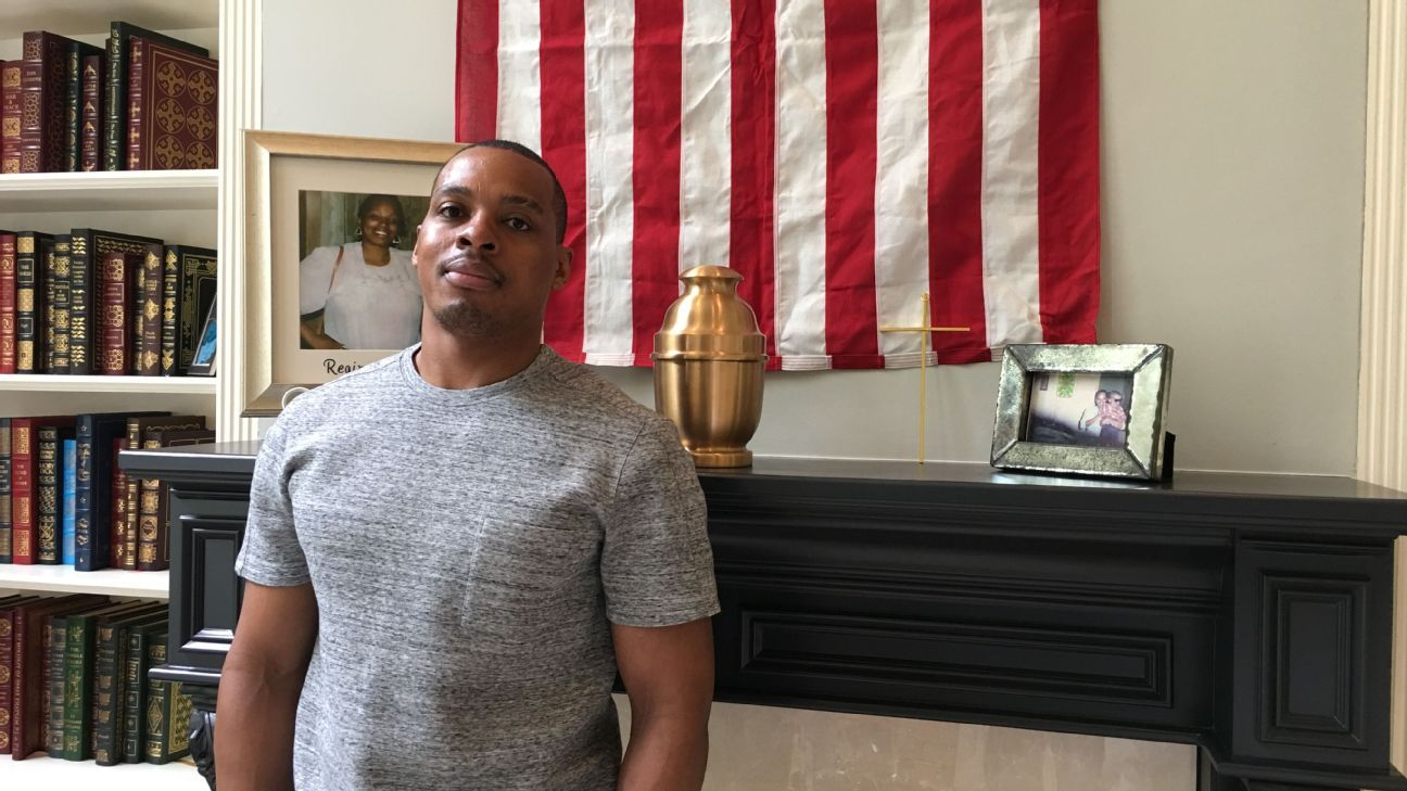 nba -- randy foye finds his mom after 27 years