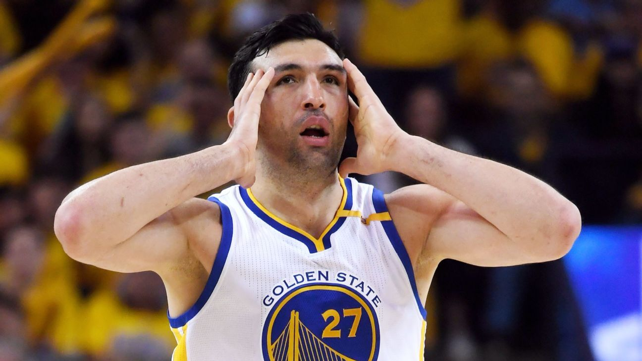Golden State Warriors' Zaza Pachulia says San Antonio ...