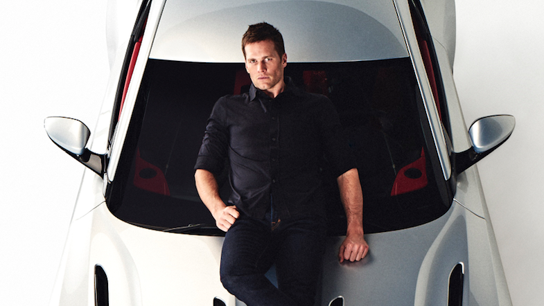 Aston Martin signs Tom Brady to multiyear endorsement deal
