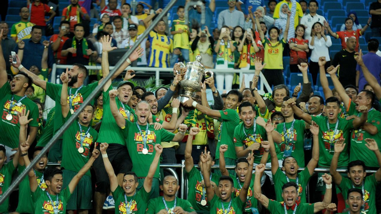 Selangor, Kedah loom large in best Malaysia Cup finals in history