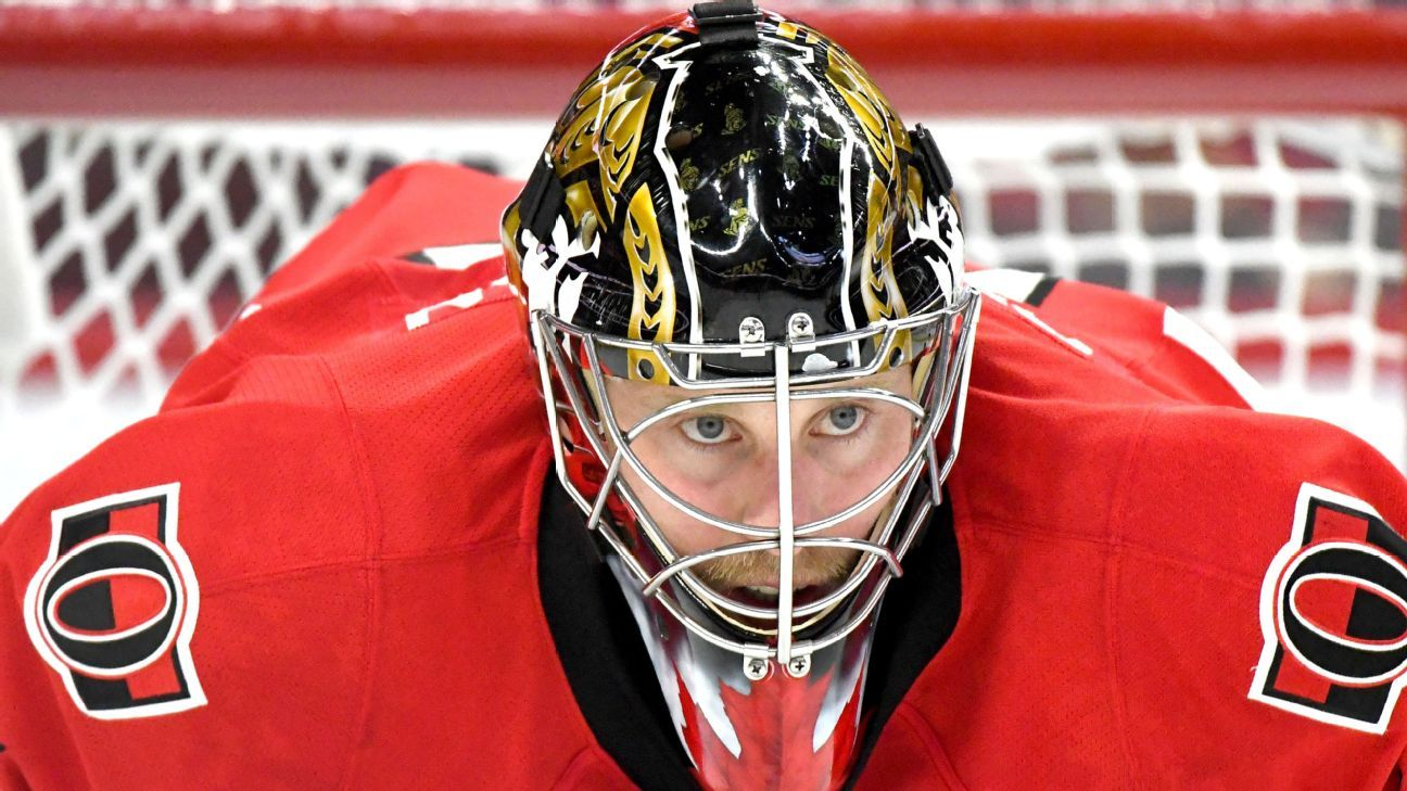 Mental toughness has made Anderson the Sens' savior