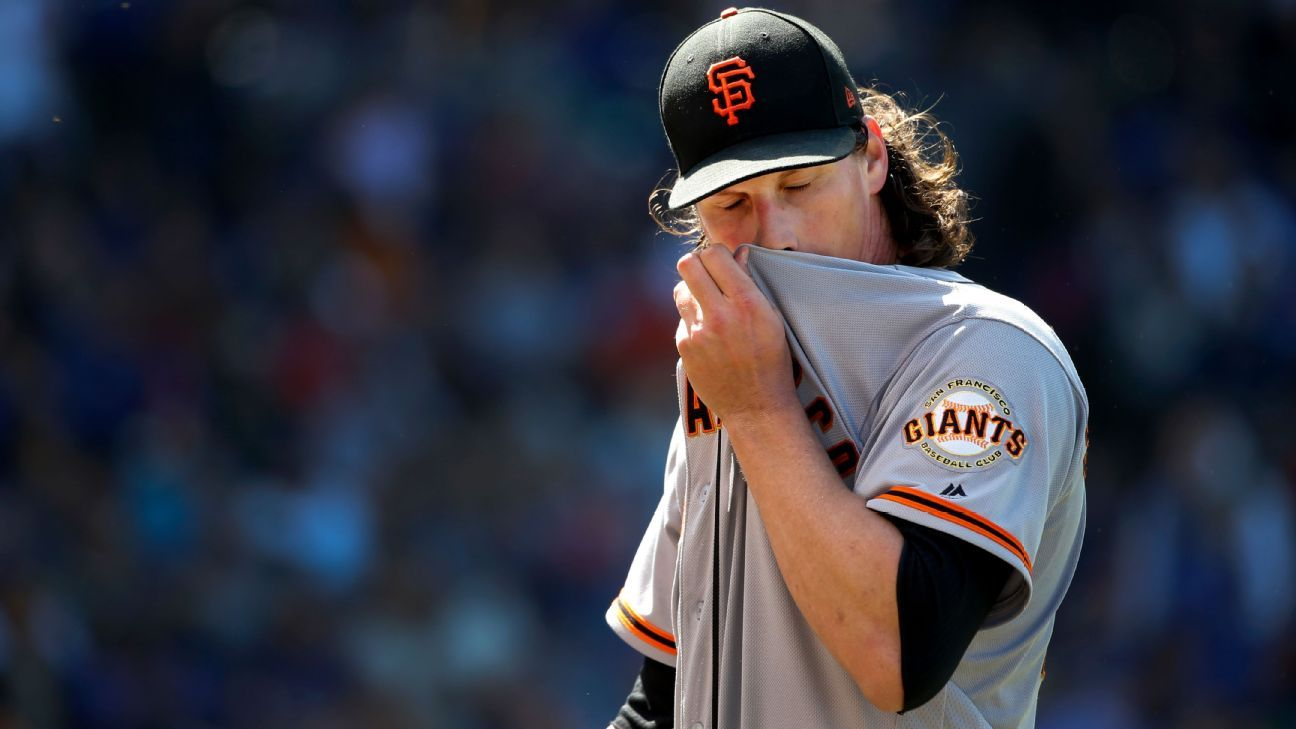 Real or not? Giants still have playoff hopes, 20 strikeouts are boring