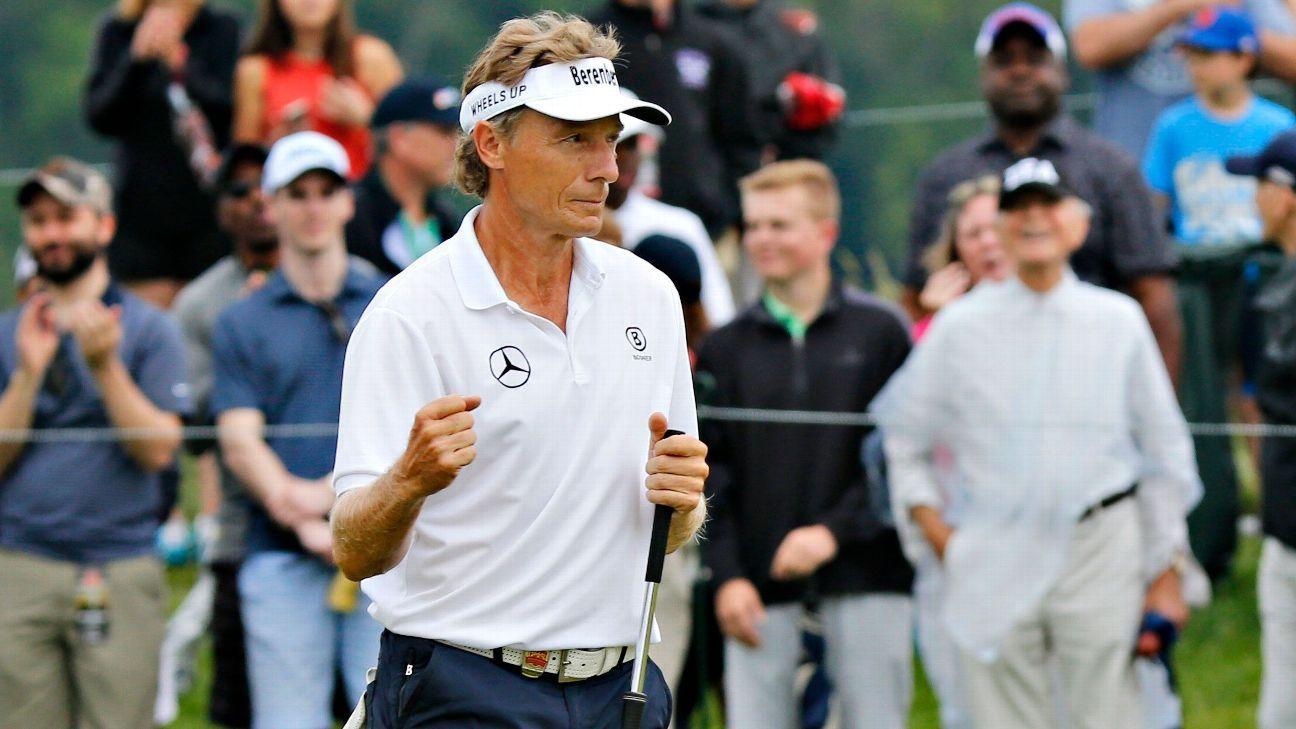 Langer wins Senior PGA for 9th senior major