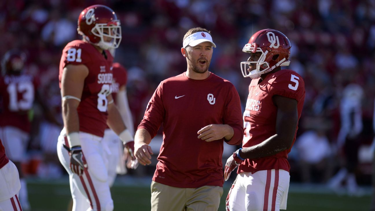 Meet Lincoln Riley The 33 Year Old Taking Over The