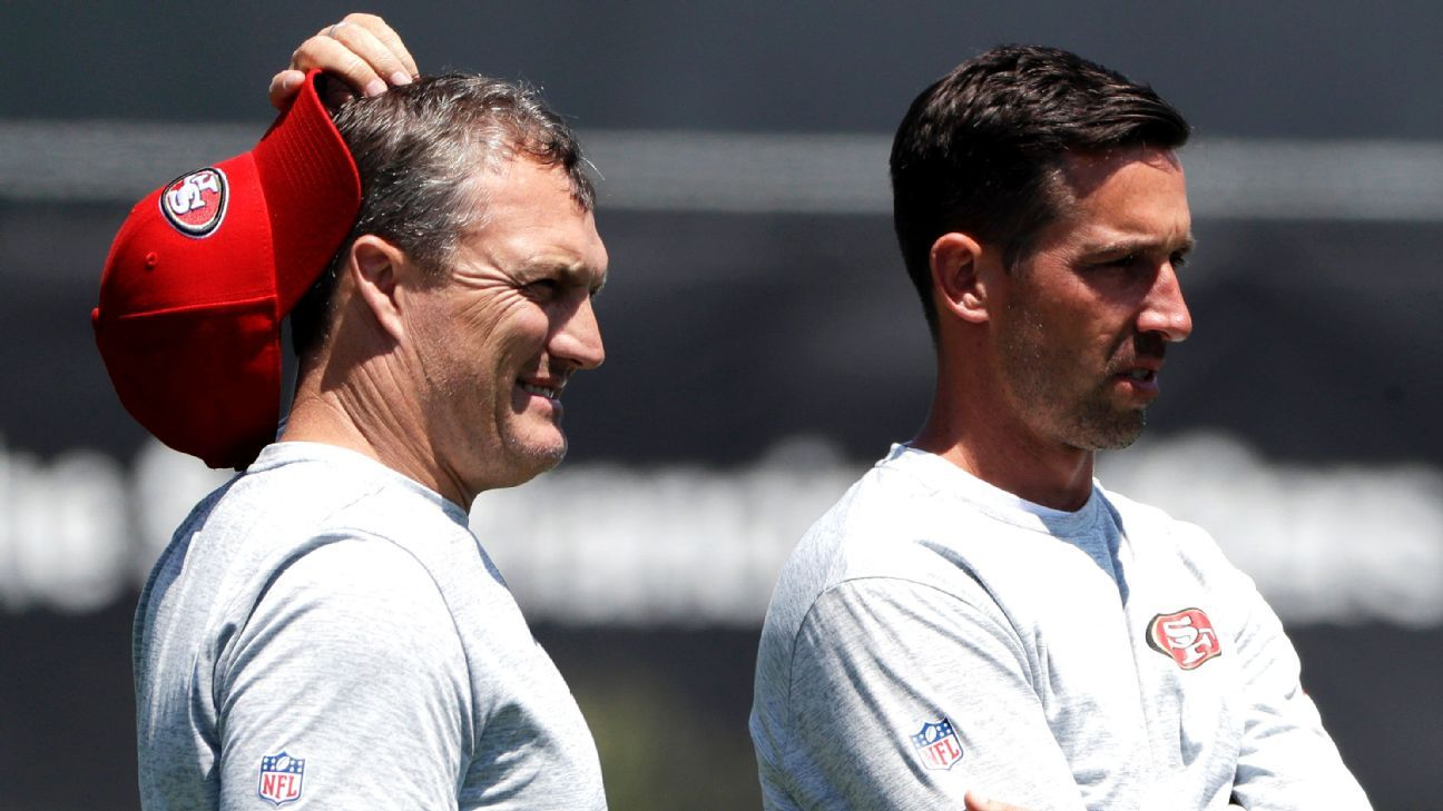 How much offense can Kyle Shanahan squeeze out of the 49ers?
