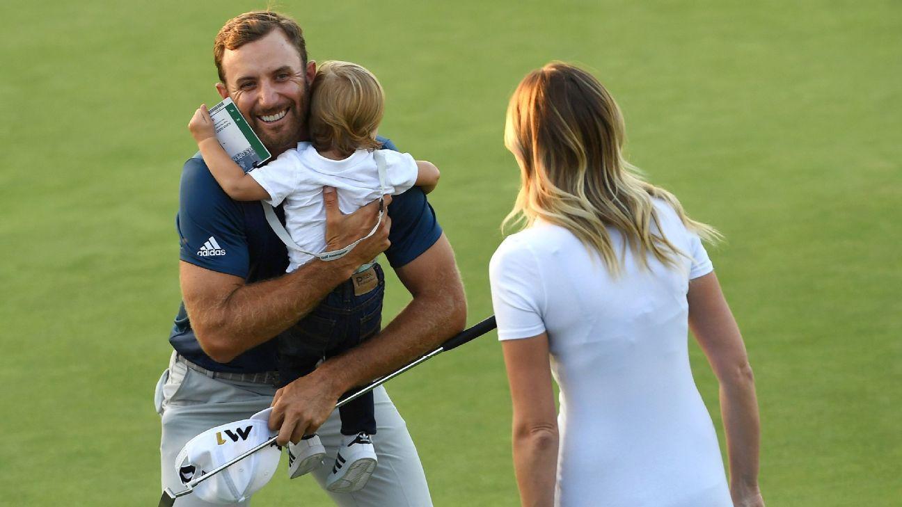 Golf -- Michael Collins' Top 25 U.S. Open rankings ...