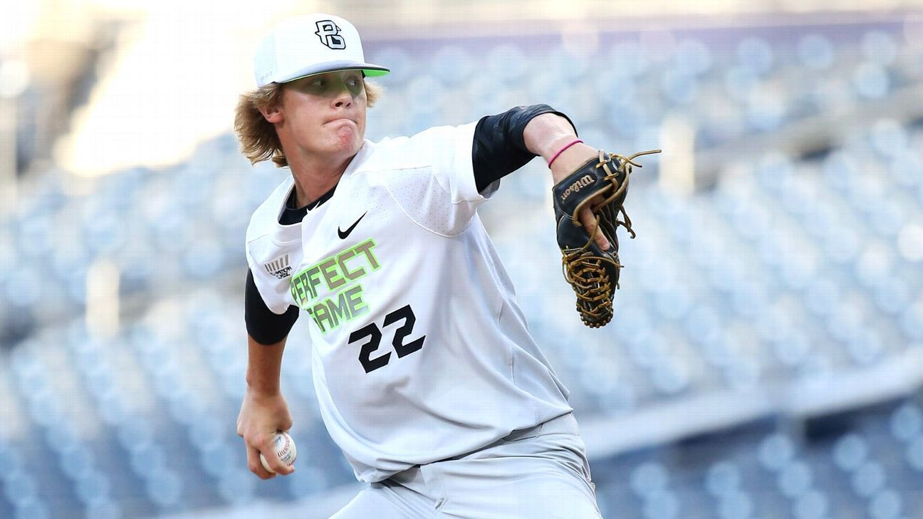 MLB draft Day 2 recap: Some clubs didn't play it safe
