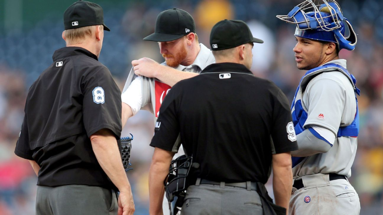 Win after wild first inning can't calm Joe Maddon, Cubs