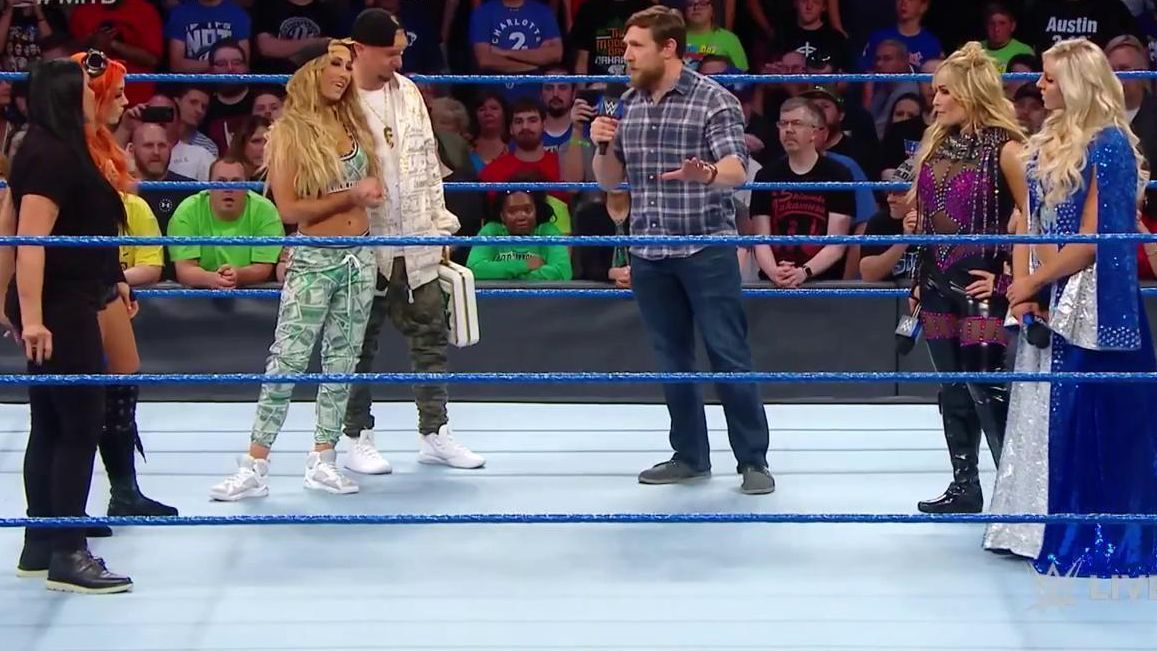 SmackDown takes a mulligan on women's Money in the Bank match