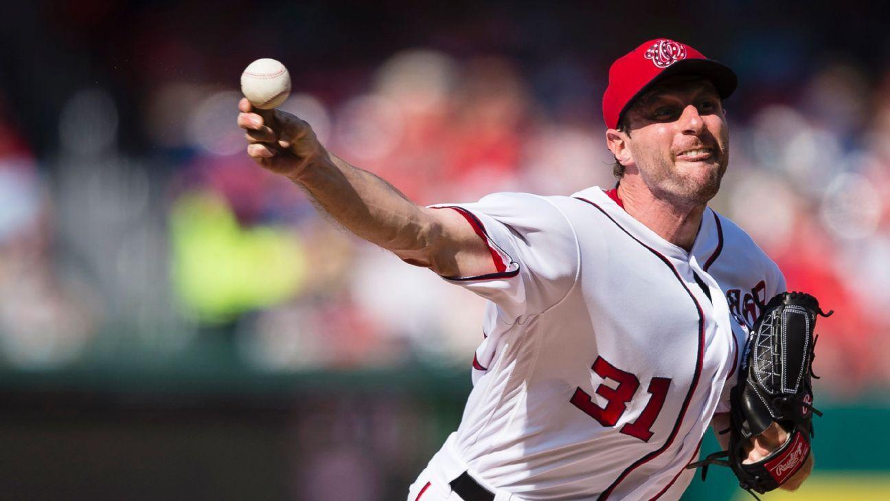 MLB - Daily fantasy baseball cheat sheet for Sunday