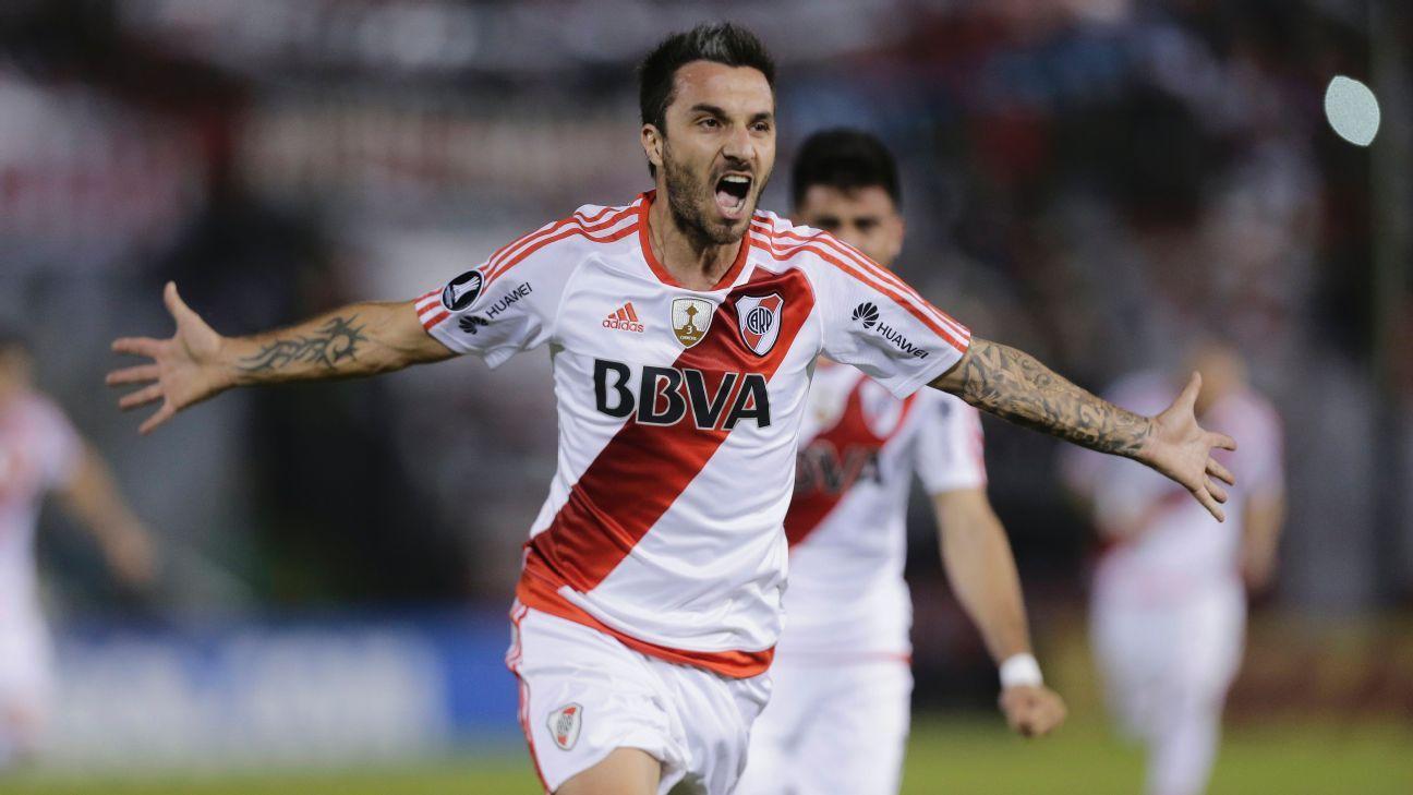 Floodlights New River Players Make For Copa Libertadores